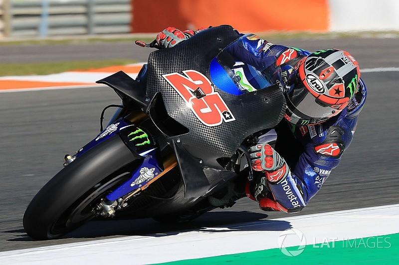 Dovizioso: Yamaha'nın yeni kanatçığı kurallarla dalga geçiyor