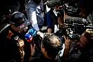 Журналисты заставили Ферстаппена отвечать на неудобные вопросы