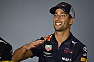 Formula 1 Ricciardo: Ferrari ile görüşmedim