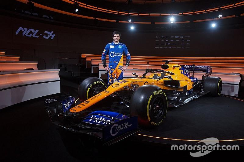 Sainz vertrouwt op 'verrassing van Renault' voor McLaren-succes