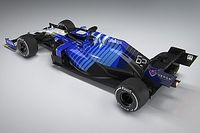 Galería: los detalles del nuevo Williams FW43B de 2021
