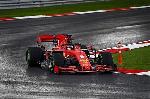 Ferrari: perfetta nelle strategie e nell'uso delle gomme