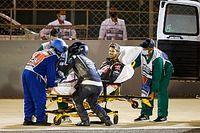 Grosjean: notte in ospedale dopo il rogo del Bahrain. No fratture