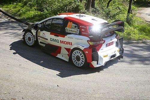 Лидер WRC попал в аварию через 5 км после старта Ралли Хорватия