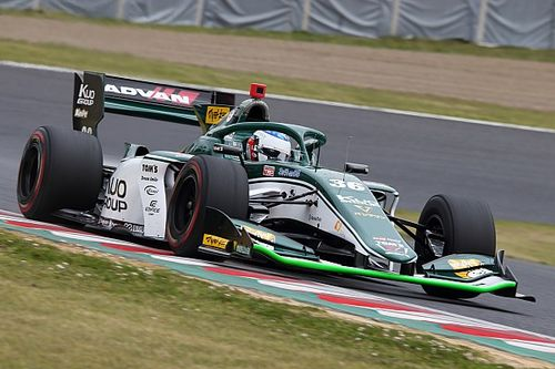 Alesi unfazed by double duty on Super Formula debut