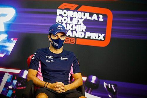 بيريز غير متحمس لدور السائق الاحتياطي حال عدم تأمينه مقعد في الفورمولا واحد في 2021
