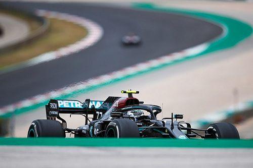 Mercedes explique pourquoi avoir forcé Bottas à prendre les durs