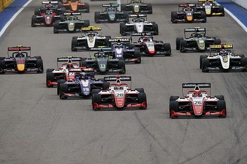 Сочи заменит этап в Остине в календаре Формулы 3