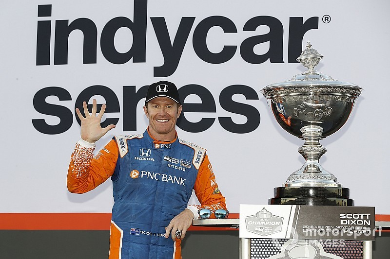 Die IndyCar-Saison 2018 in Bildern