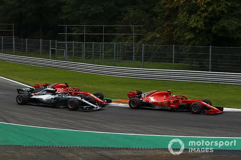 Lewis Hamilton a monzai rajttal emlékezett vissza karrierje kezdetére