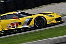 VIR IMSA: Garcia leads second practice for Corvette
