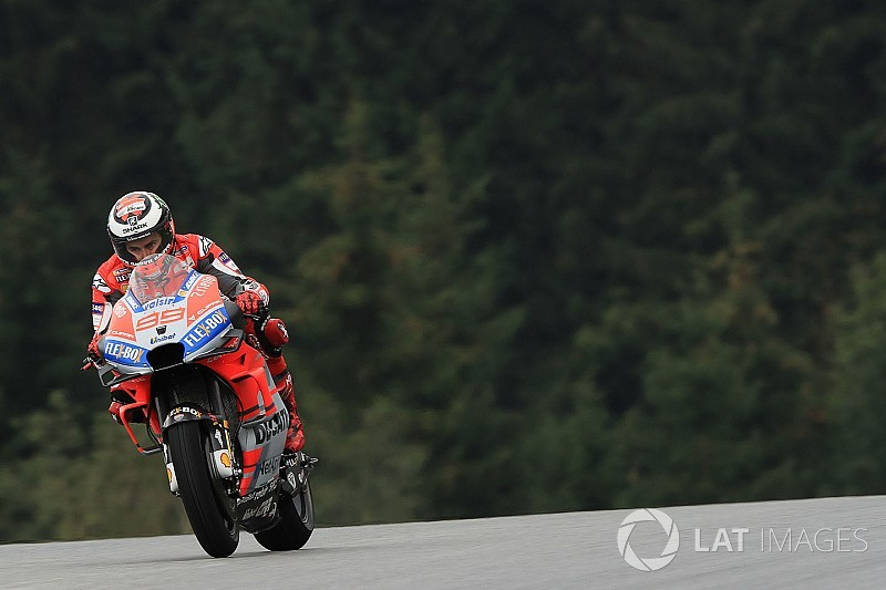 Austria MotoGP - the race as it happened