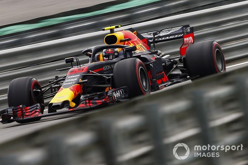 Verstappen affirme perdre une seconde en ligne droite