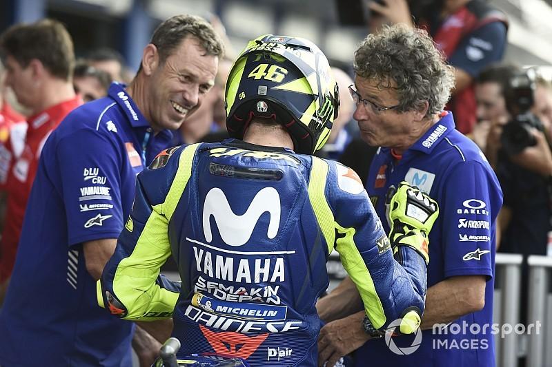 Modifikasi kecil antarkan Rossi grid kedua