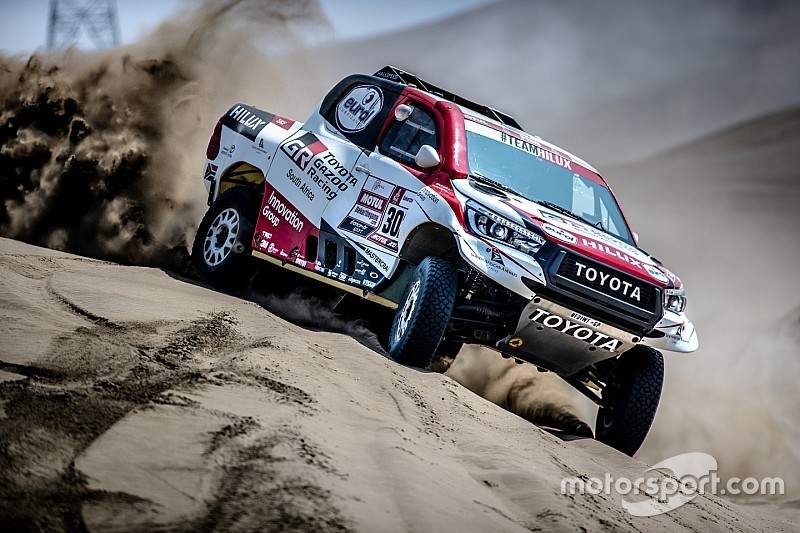Toyota gegen X-raid Mini: Diskussion um Luftmengenbegrenzer hält an