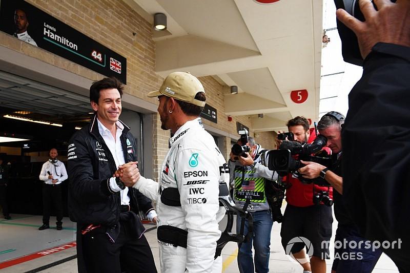 Toto Wolff: Sebastian Vettel hätte in Austin
