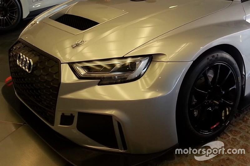 Nicola Guida affronta una nuova sfida con l'Audi RS 3 nel TCR DSG Endurance