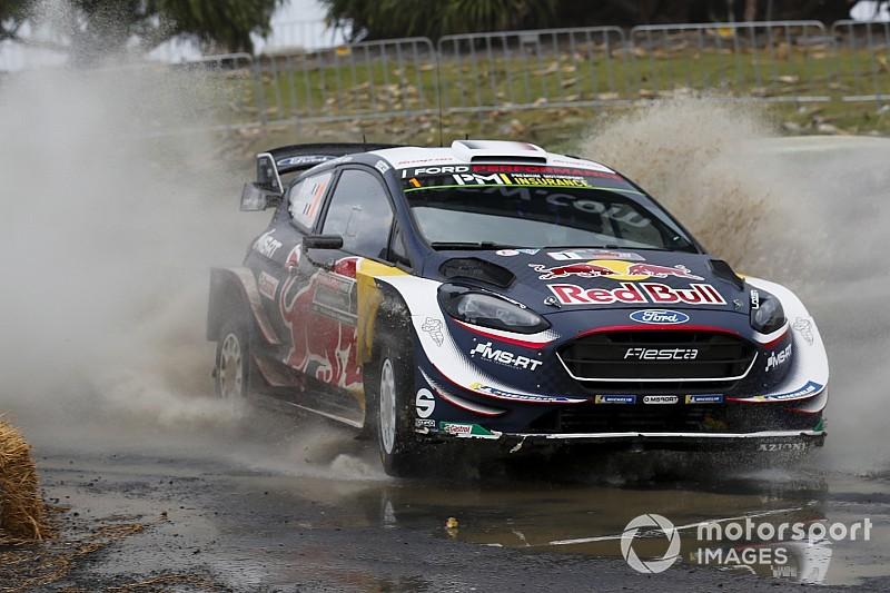 WRC Australia: Tanak-Neuville tersingkir, Ogier pastikan juara dunia