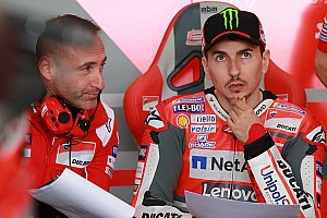 Lorenzo ist überzeugt, dass Ducati ohne seine Kommentare nicht so stark wäre