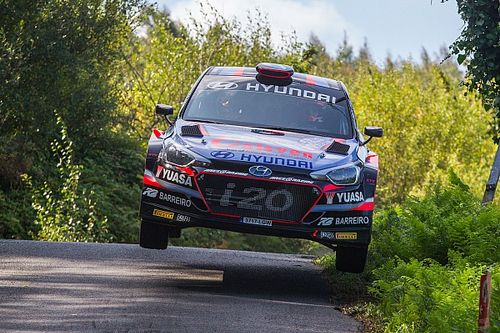 Iván Ares gana el Rally de Ferrol del S-CER 2021