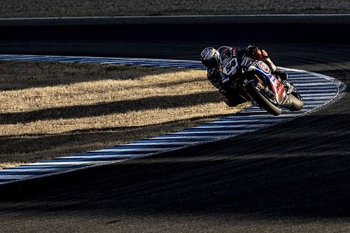 Yamaha: test con la M1 in vista per Razgatlioglu