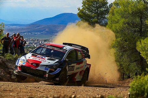 Report WRC: Ogier, un 3° posto che sa di iride