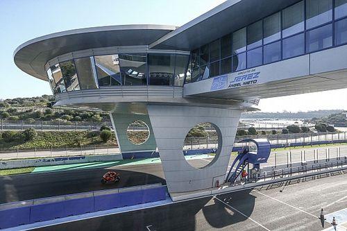 La Moto2 in pista a Jerez per due giorni di test
