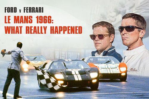Ford vs Ferrari au Mans 1966:ce qu'il s'est vraiment passé