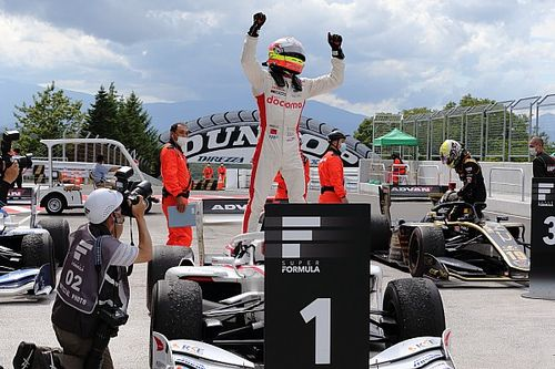 """Fukuzumi was """"praying"""" for no trouble on way to first win"""