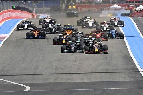 Statistieken Franse Grand Prix - Mijlpaal voor Verstappen
