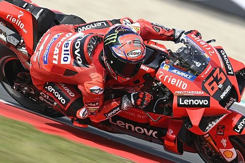 """Ducati """"needs to make a step"""" to fight for 2021 MotoGP title"""
