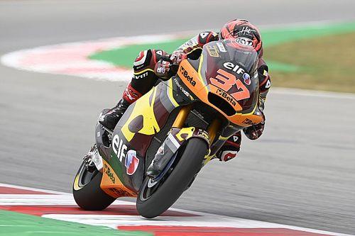 Moto2 Barselona 2. antrenman: Raul Fernandez, Gardner'in önünde lider