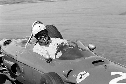 Phil Hill – America's first F1 champion and Le Mans legend