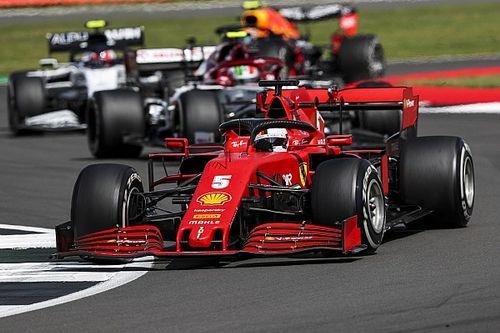 Vettel vol vragen na povere Britse GP, Leclerc verrast met podium
