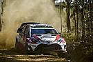 WRC Portekiz WRC: Latvala lider başladı, ilk 4 sürücü 1.4 sn içerisinde