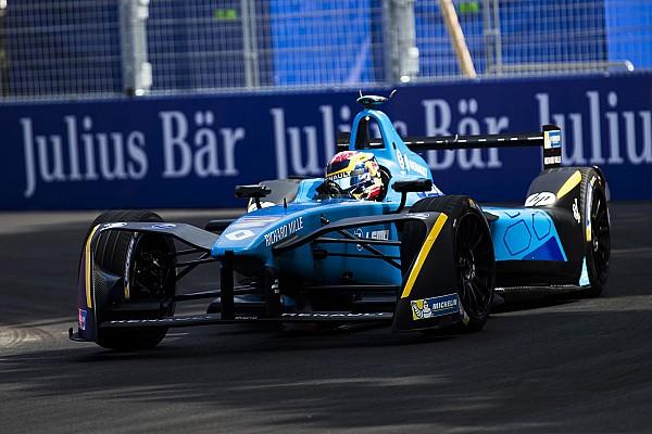 Formule E Actualités La Renault e.dams de Buemi reconstruite