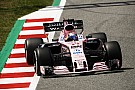 Force India zeigt neue Startnummern für Formel-1-Autos