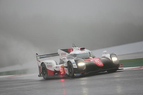 WEC WEC Fuji: Toyota im dritten Training klar vorne