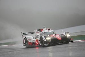WEC Trainingsbericht WEC Fuji: Toyota im dritten Training klar vorne
