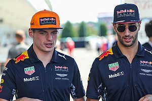 Ricciardo: Verstappen's early Red Bull extension a