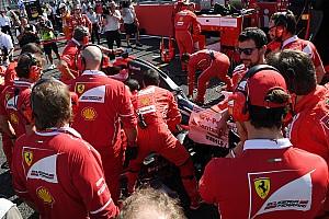 Цена спешки. Как Ferrari «засветила» в Японии свои секреты