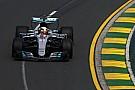 F1-Auftakt 2017 in Melbourne: Mercedes vor Ferrari im 2. Training
