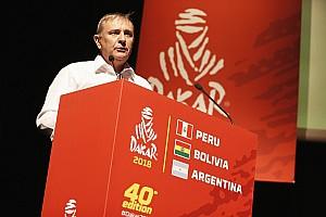 Dakar Ultime notizie La Dakar torna in Perù nel 2018 e partirà da Lima