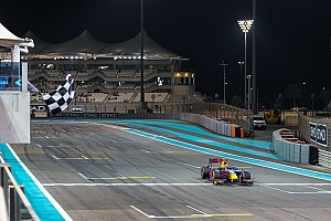 """FIA F2 比赛报告 GP2阿布扎比主赛:加斯利用完美胜利拿""""冠军点"""""""