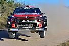 WRC Carro gira 14 vezes no ar em acidente no Rali da Argentina
