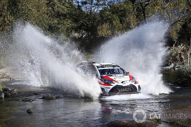 WRC Rallye Argentinien: Zeitplan, Route, Livestream