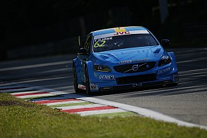 WTCC Qualifying report Monza WTCC: Bjork claims Volvo's first pole