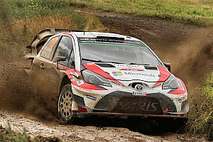 WRC レグ・レポート 【WRC】ポーランド3日目:ラトバラ、メカニカルトラブルで無念のリタイア