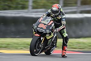 MotoGP Crónica de test Folger, el más rápido en el warm up en Sachsenring