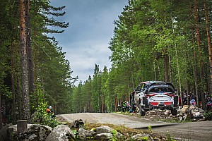 WRC Leg звіт Ралі Фінляндія: фінська експансія
